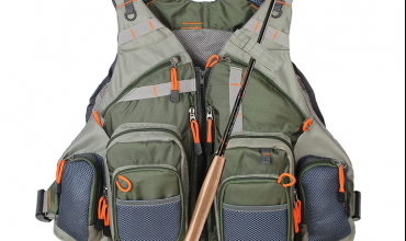 Kylebooker – Fly Fishing Vest Review