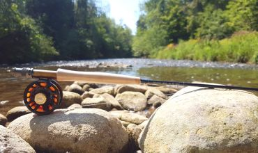 Nano Nymph Professional Euro Nymphing Fly Rod