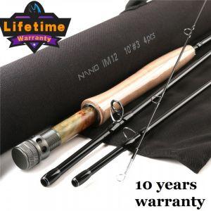 nano nymph fly fishing rod fly rod maxcatch-800x800